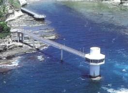 かつうら海中公園・海中展望塔
